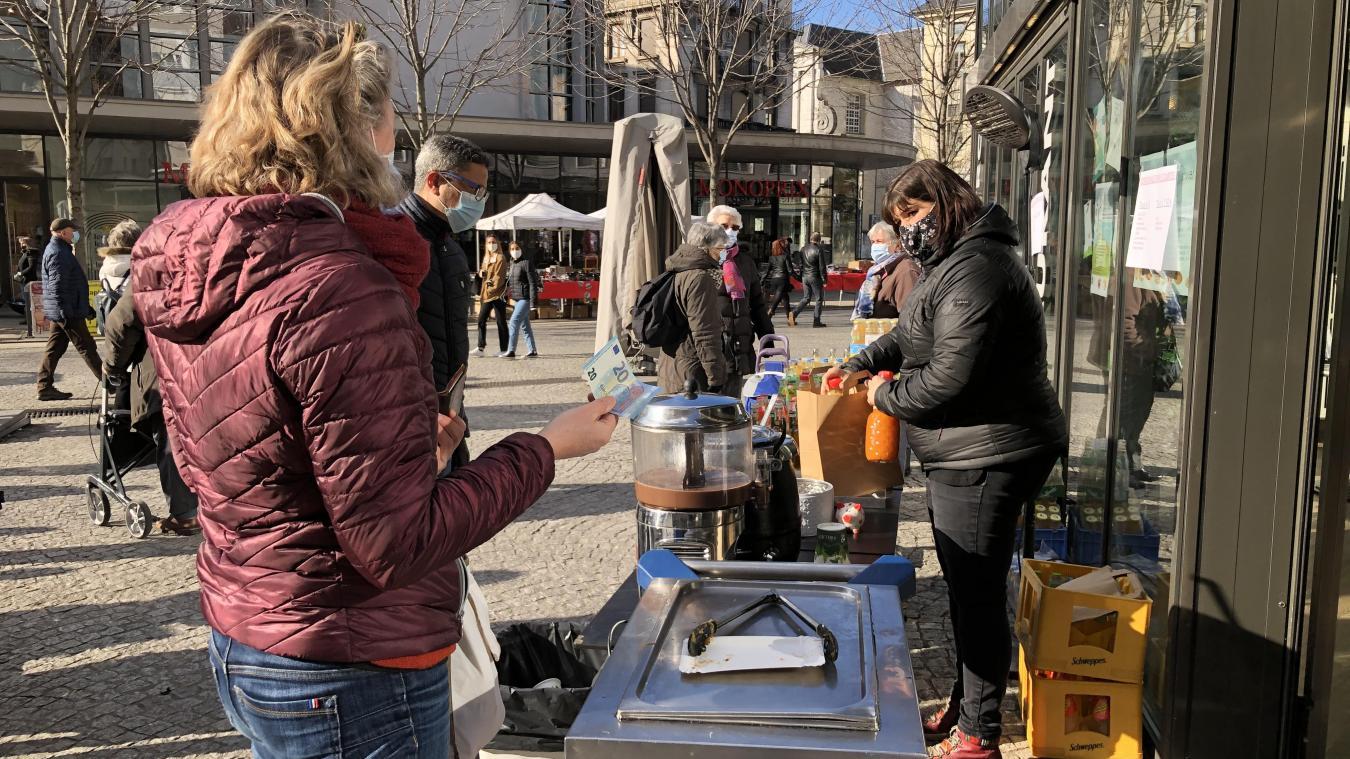 Chambéry : les commerçants jonglent entre le couvre-feu, les soldes et peut-être un reconfinement