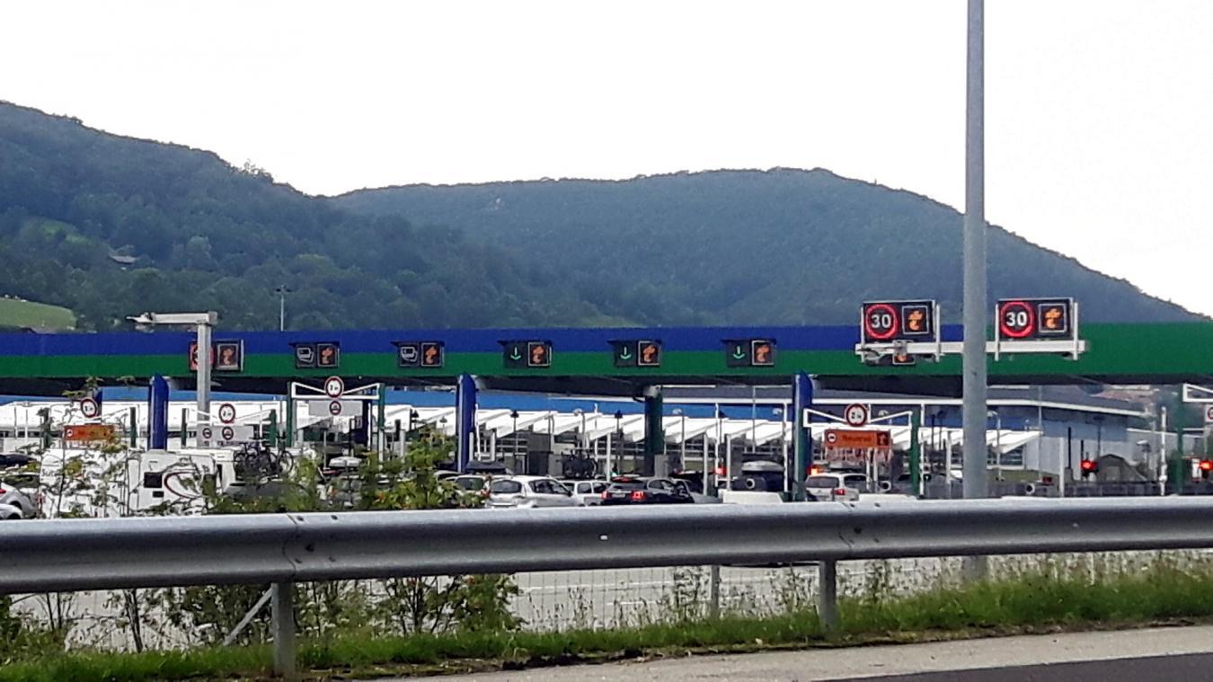 Pas d'augmentation du tarif de péage entre Annecy et Saint-Julien-en-Genevois