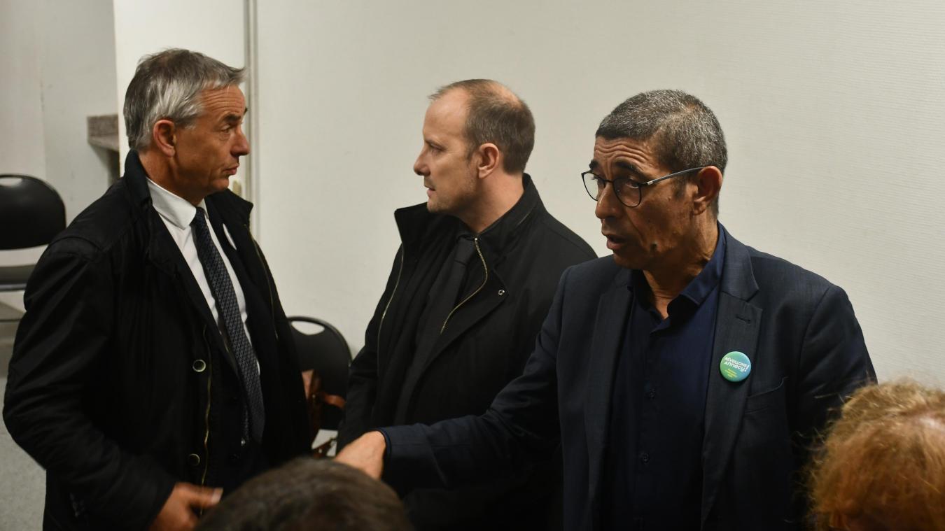 Jean-Luc Rigaut et François Astorg se sont retrouvés jeudi 28 janvier au tribunal administratif de Grenoble (Photo d'illustration / archives).