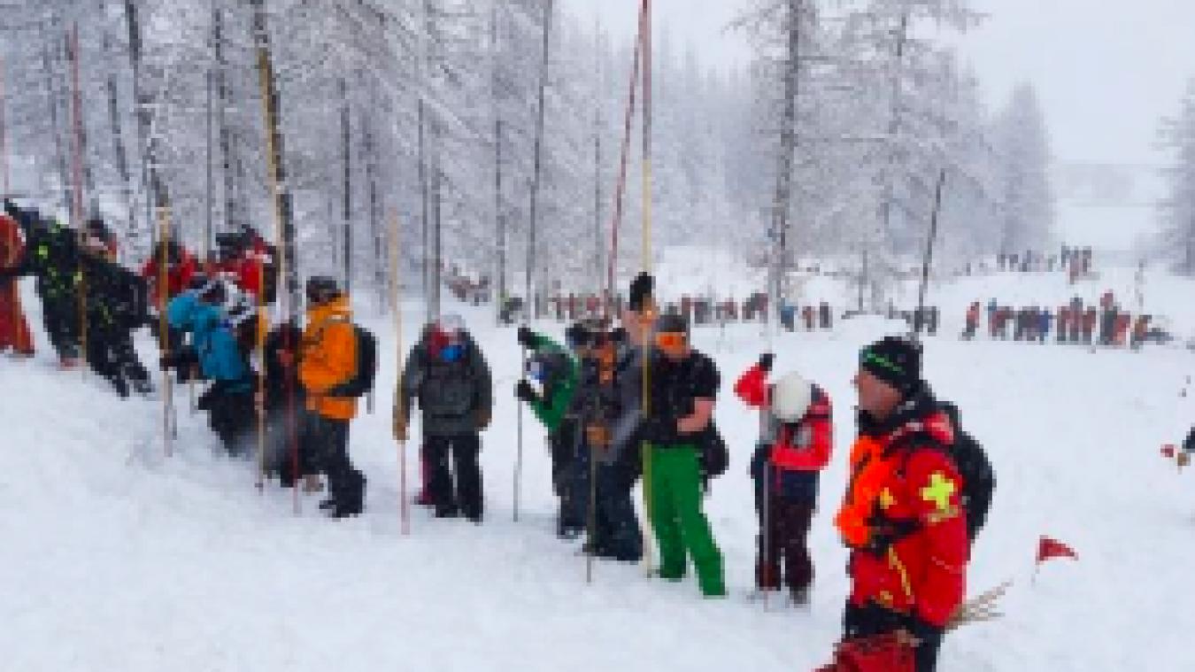 Val d'Isère: une avalanche fait un blessé grave