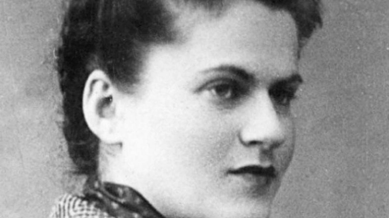 Mila est décédée à 24 ans à quelques semaines de la fin de la guerre.  ©Collection Racine