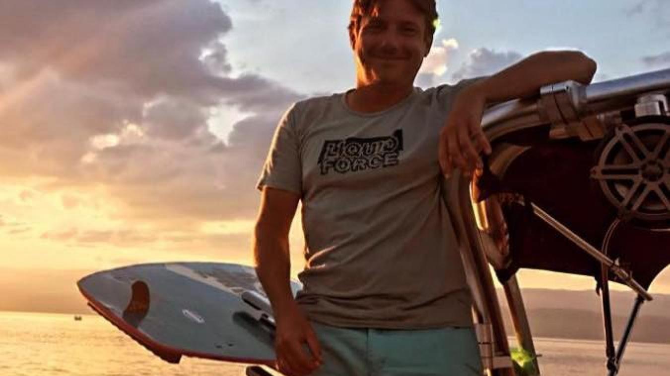Yanni Pruvost était notamment le co-fondateur du club de wakeboard d'Excenevex.