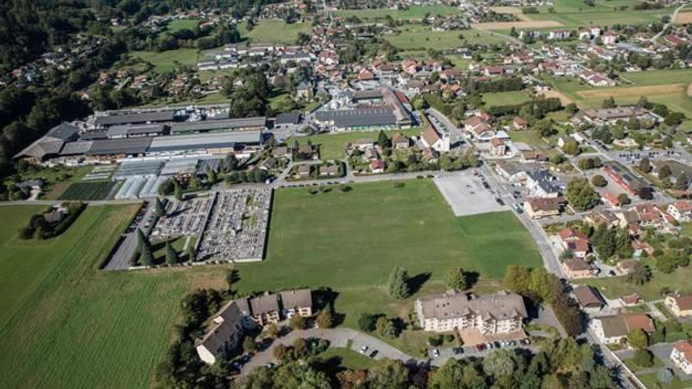 Après 20 ans de travail, le centre de Saint-Pierre-en-Faucigny va enfin connaître une transformation historique