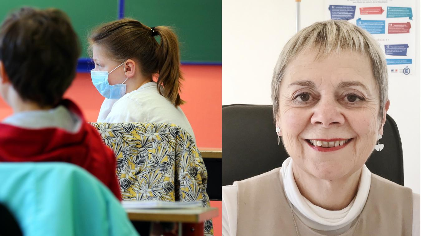 Fermetures de classes liées à la Covid-19 : entretien avec Marilyne Rémer, inspectrice d'académie de l'Ain