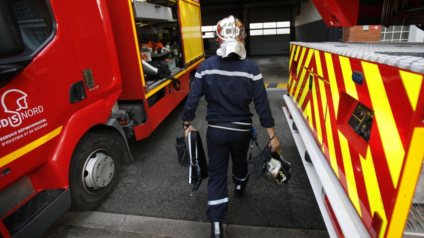 Incendie dans une usine de décolletage à Saint-Pierre-en-Faucigny: un ouvrier hospitalisé