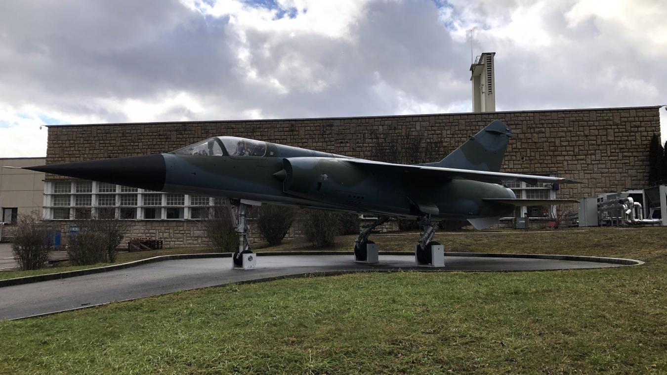 C'est à Argonay que les systèmes de commandes de vol des avions Rafale sont fabriqués et assemblés.
