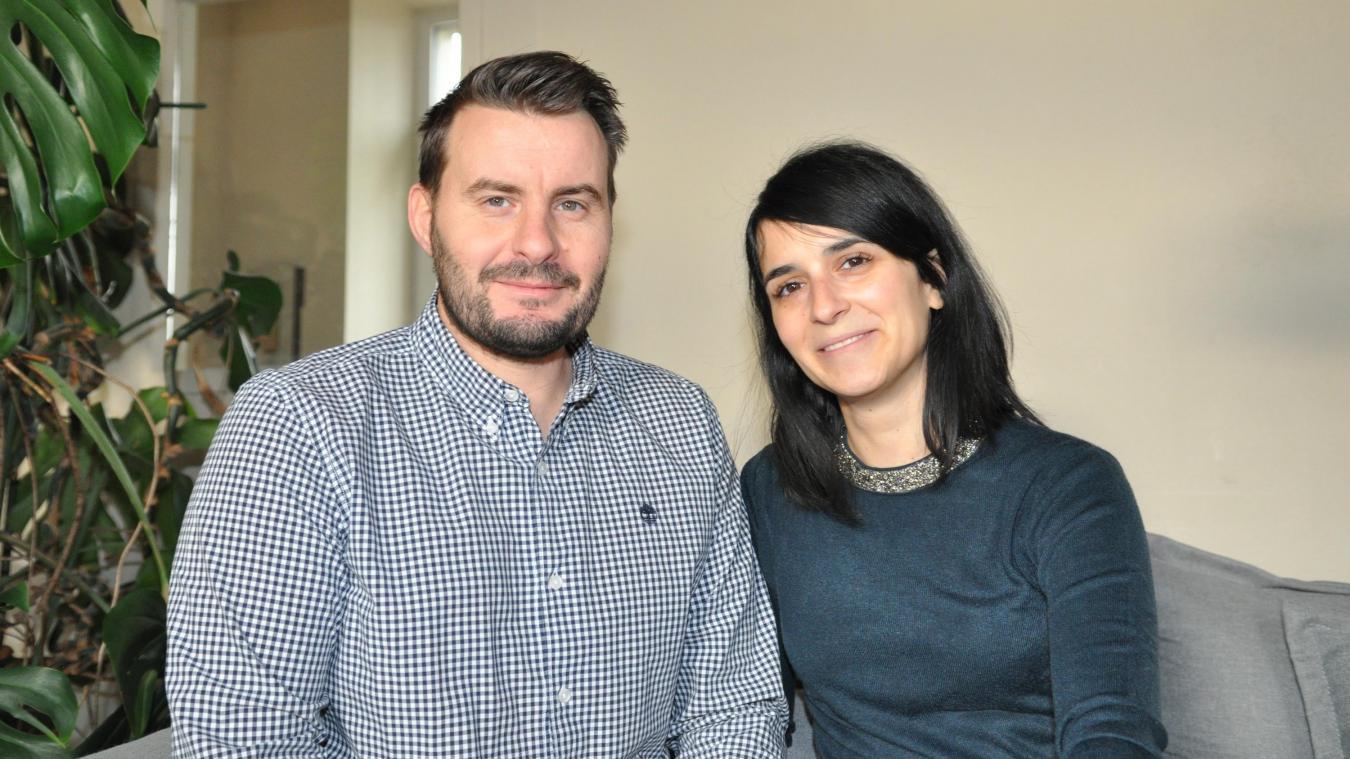 La vie de Maximilien et Alexandra Genèvre a changé depuis l'arrivée de la pandémie; la municipalité a fait le choix de les aider.