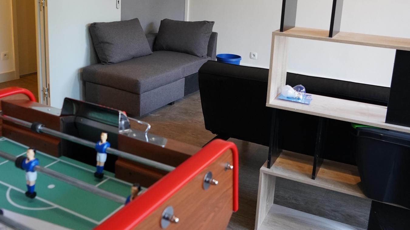 Ce nouvel espace jeunes se situe à la maison des associations au 11 rue Georges Lamarque.