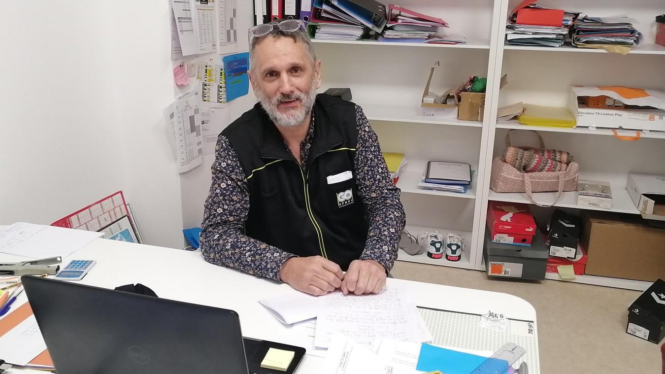 Patron des magasins Go Sport et Superdry de la galerie marchande Shop'in Publier, Pierre Bavoux compte bien aller jusqu'au bout de sa démarche de contestation.