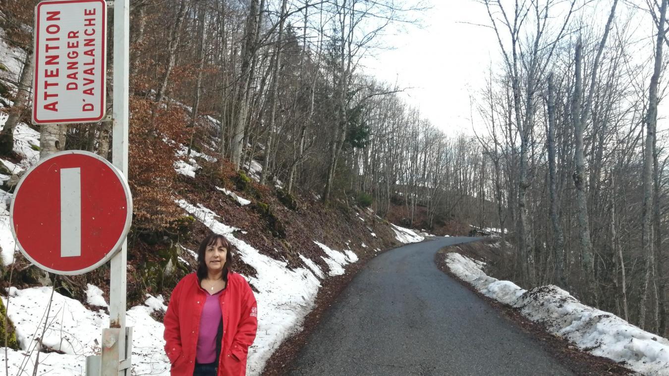 A Novel, les habitants vivent au rythme des avalanches