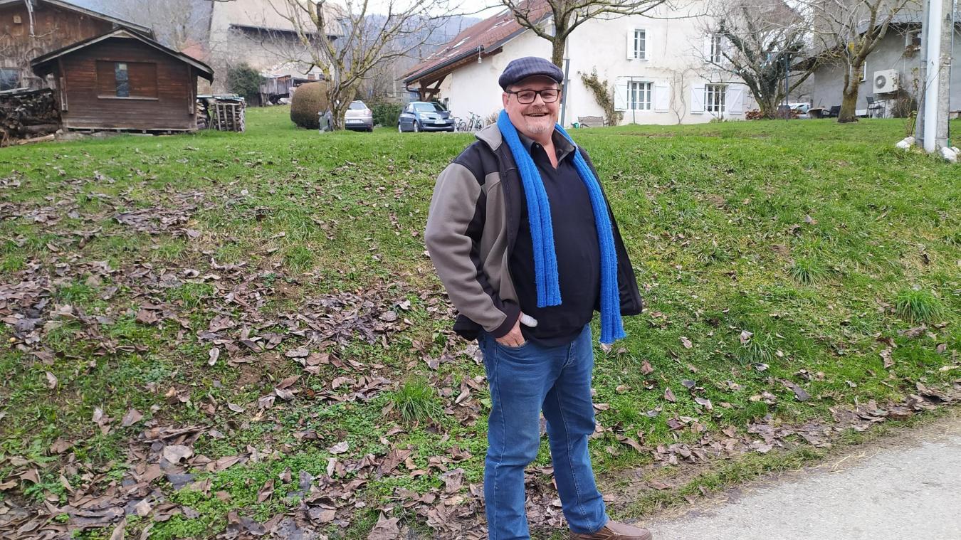 Stéphane Dupraz, nouveau président de la MFR des Dronières.