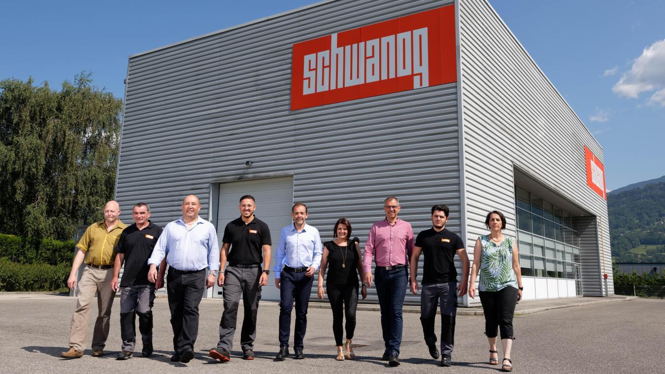 Schwanog: un mélange subtil de qualité allemande et de savoir-faire haut-savoyard