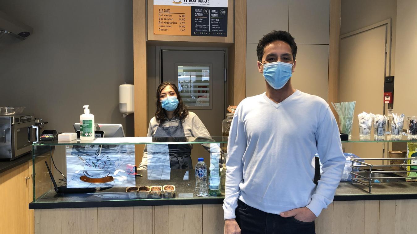 Annemasse: en pleine crise sanitaire, deux nouveaux restaurants ouvrent leurs portes