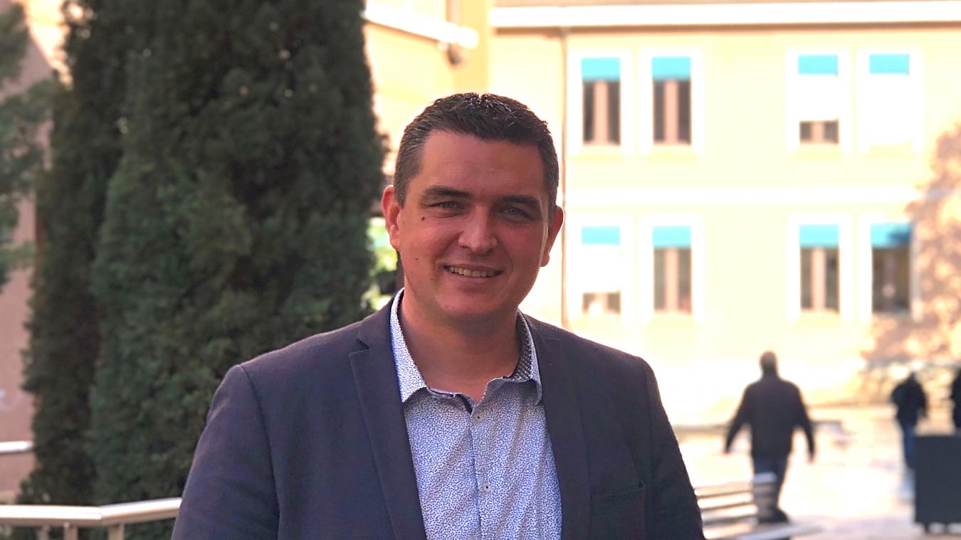 Maxime Gaconnet: «La mairie d'Annemasse manque de volonté et les dossiers n'avancent pas assez vite»
