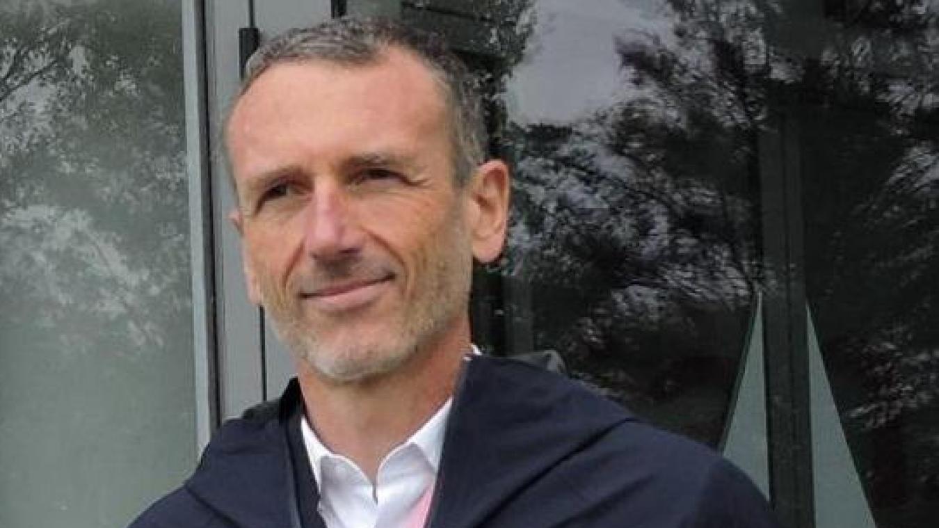 Emmanuel Faber est entré chez Danone en 1997.