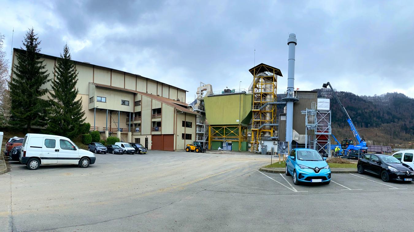 Marignier: l'incinérateur de la vallée de l'Arve entre dans une nouvelle ère