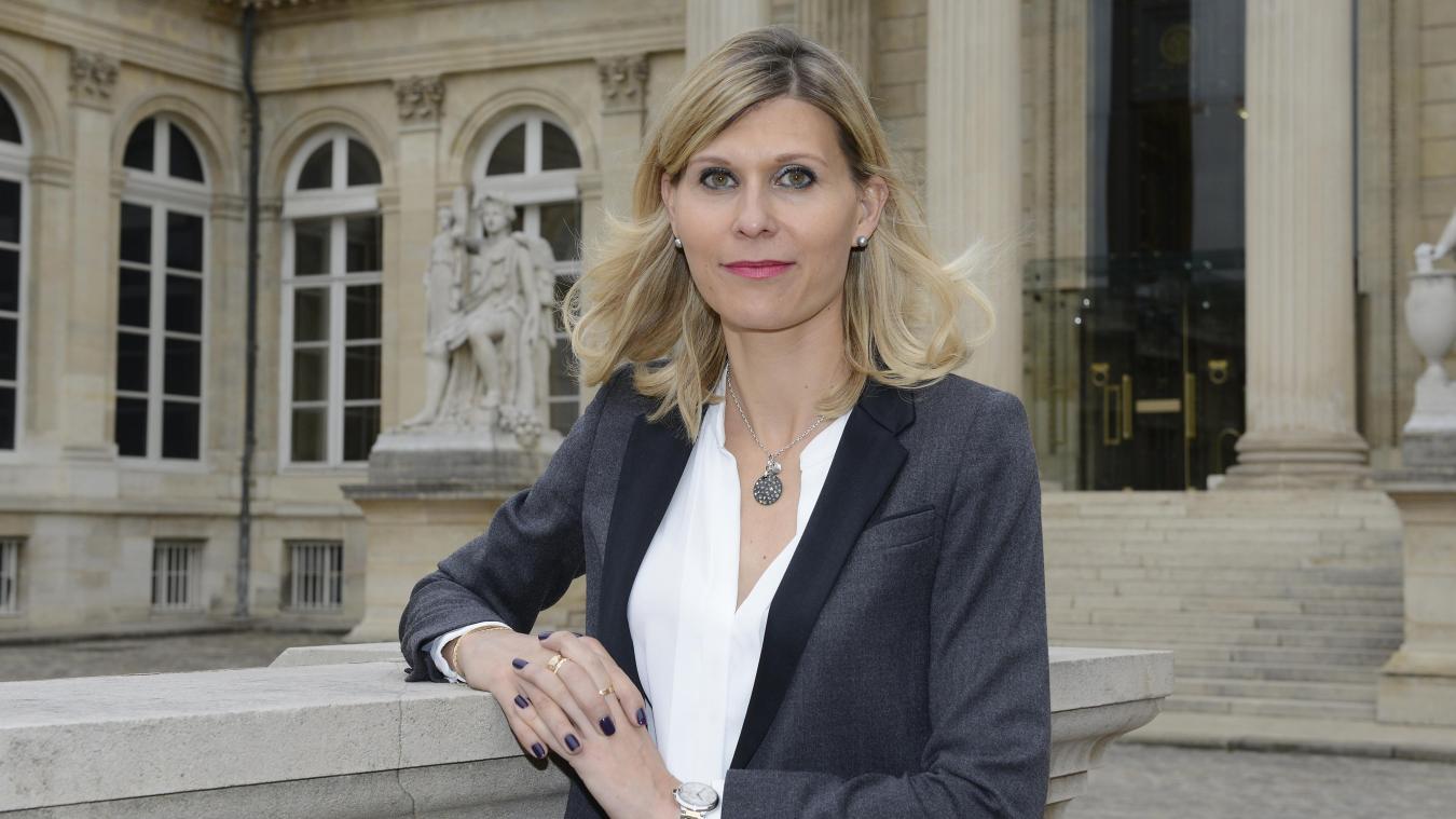 Après avoir échangé avec le directeur régional de SNCF réseau, Virginie Duby-Muller évoque le dossier prioritaire en Haute-Savoie.