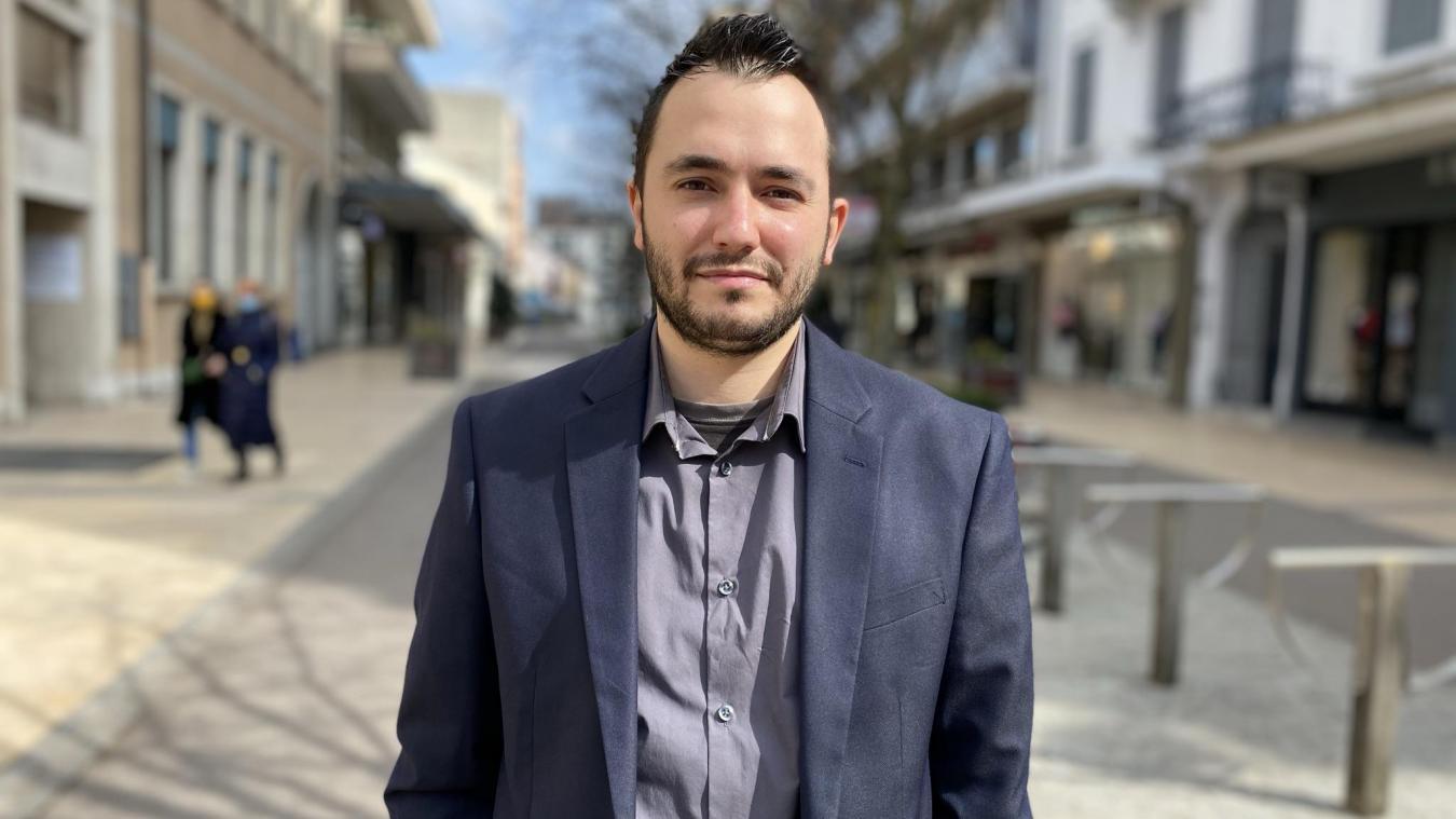 Annemasse: Kevin Chaleil-Dos Ramos, jeune élu mais vrai opposant