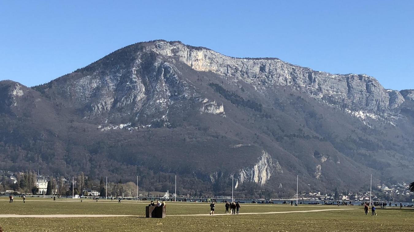 Annecy: un homme retrouvé mort au Mont Veyrier