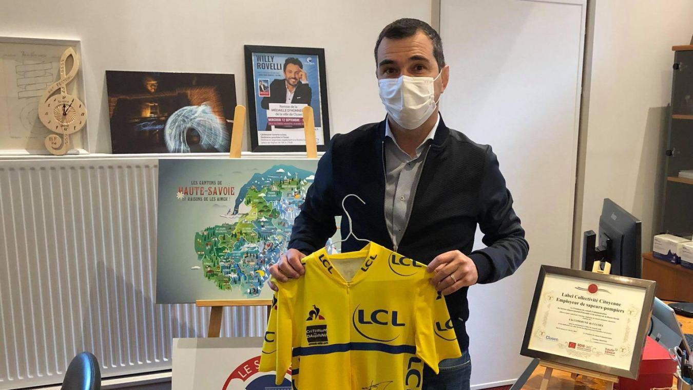 Cluses à 100 jours d'accueillir le Tour de France