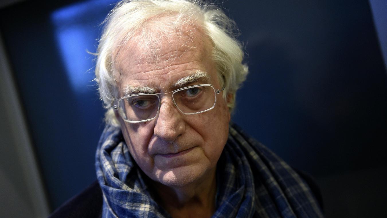 Le cinéaste Bertrand Tavernier à Lille en 2016.
