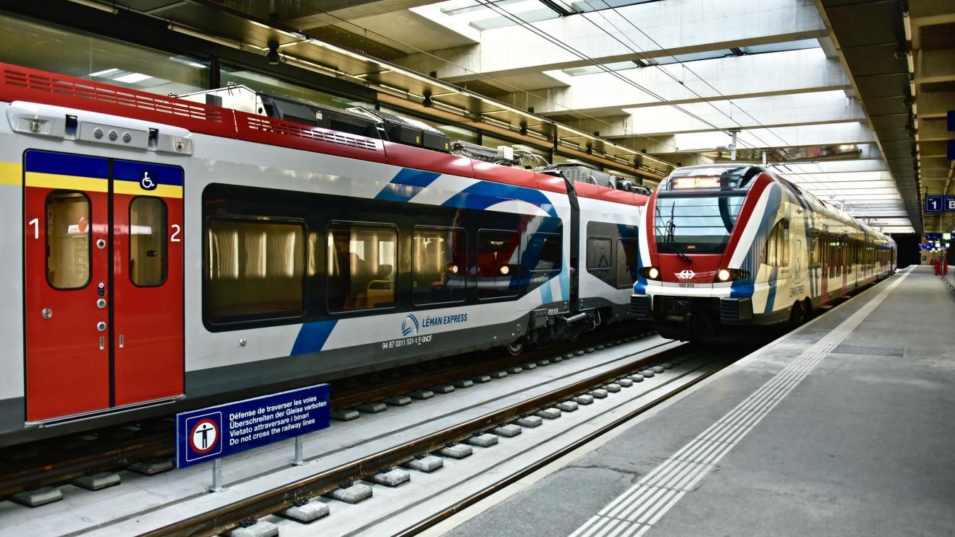 Le Léman Express va-t-il enfin trouver sa vitesse de croisière ? Ce printemps devrait le dire.