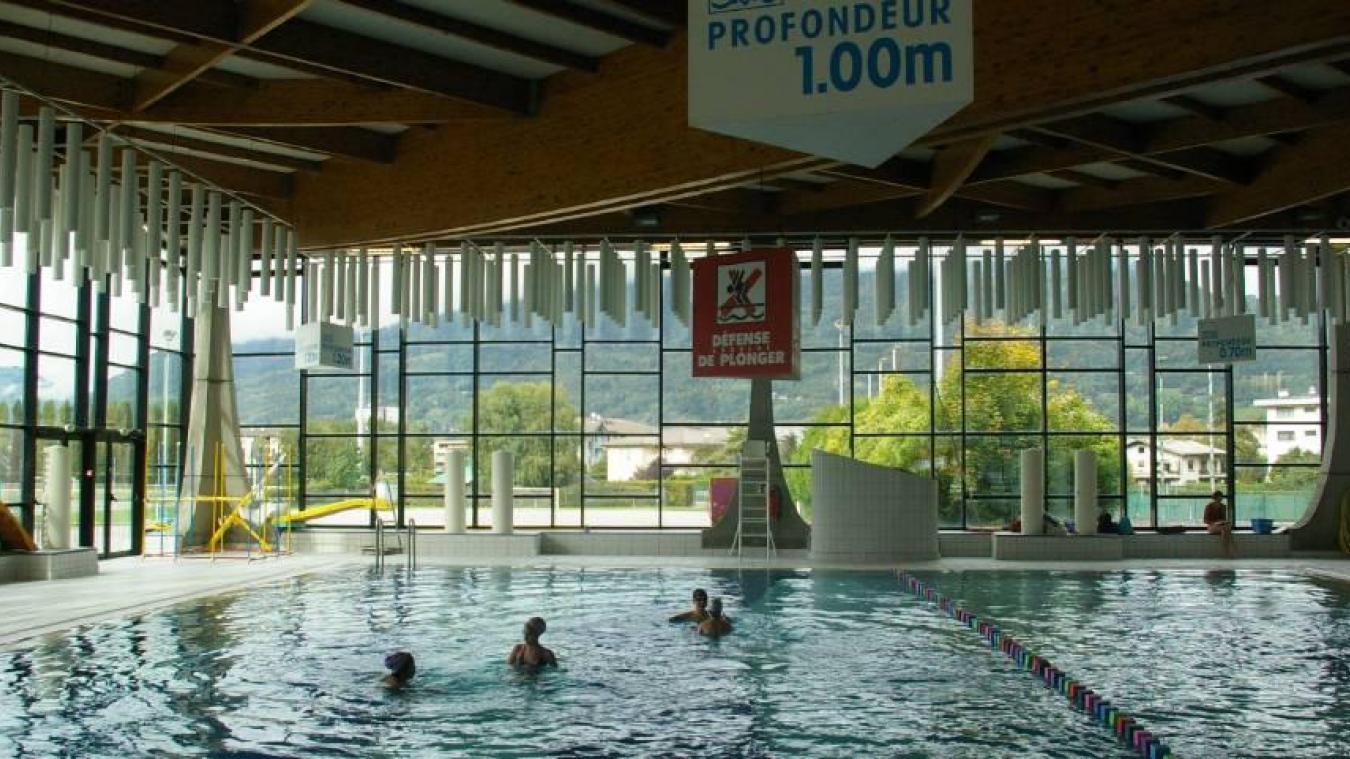 Le renouvellement de l'extracteur d'air de la piscine aura un coût de 450000 euros.