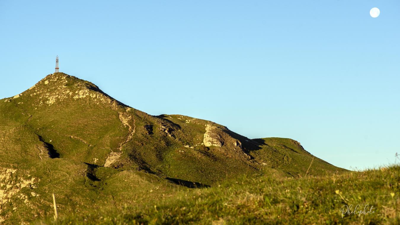 Les participants pourront admirer un panorama exceptionnel. (Crédit photo :©Philophoto)