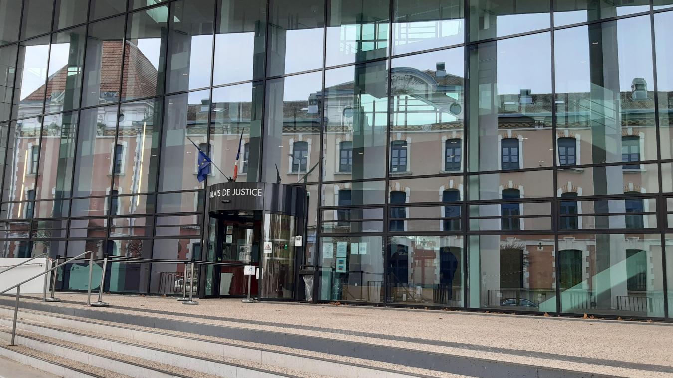 L'homme a été jugé au tribunal de Bourg-en-Bresse.