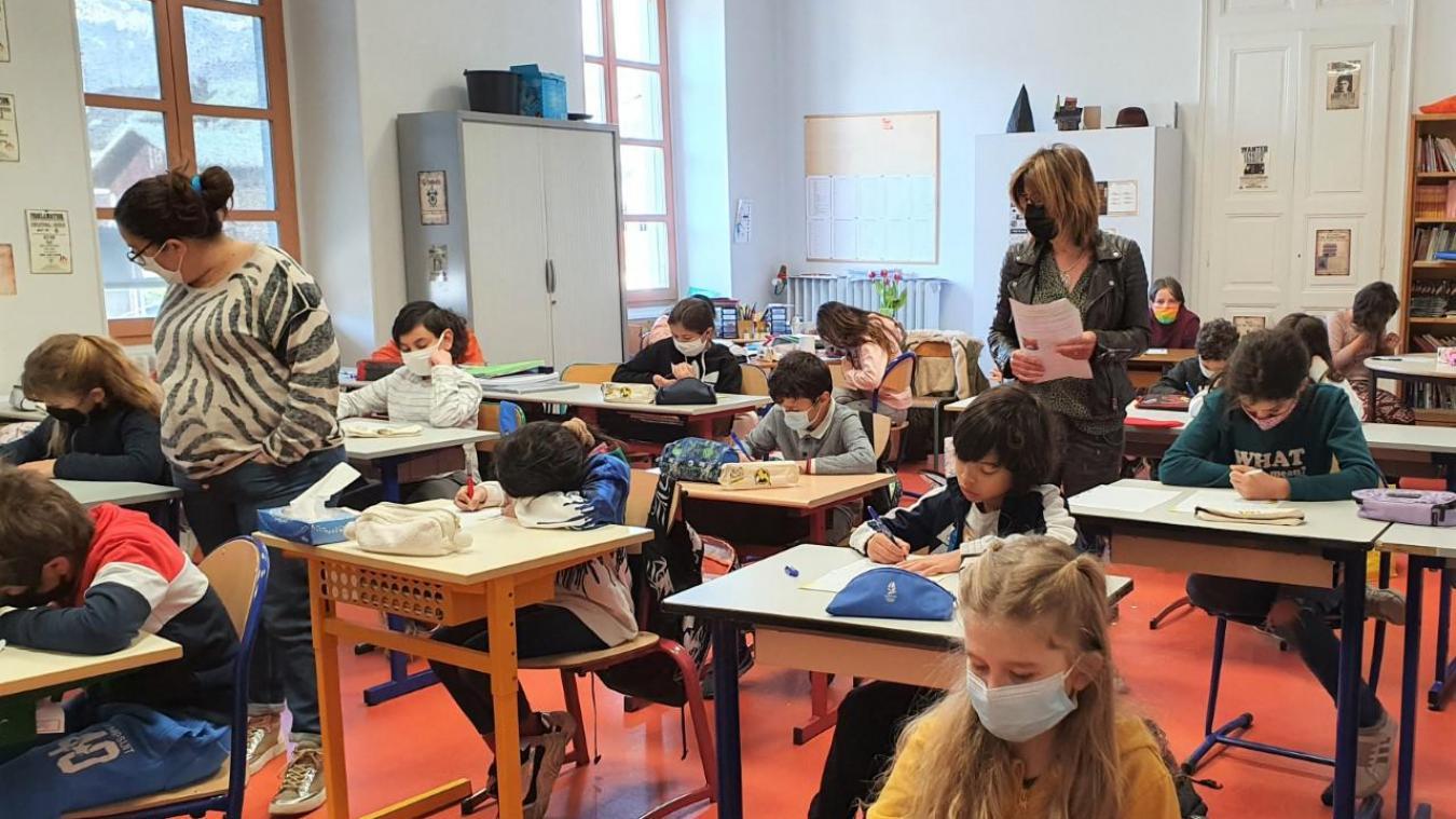 Écoles : dès lundi, un seul cas de Covid dans une classe entraînera sa fermeture