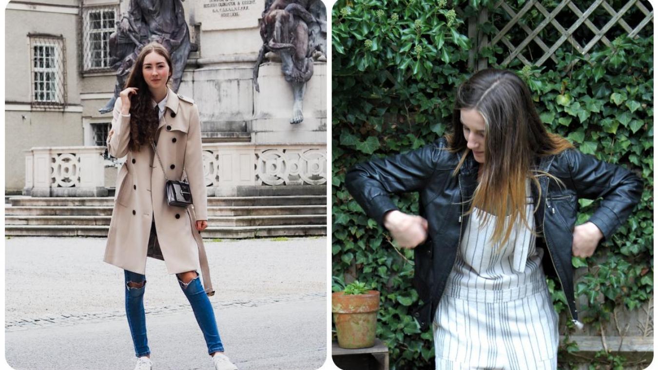 Au printemps, vous êtes plutôt trench ou veste en cuir?