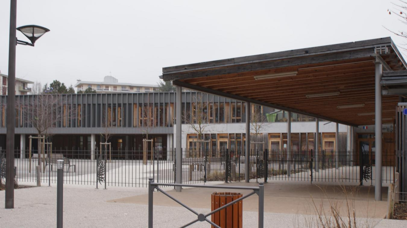 L'école Vallin-Fier, inaugurée en 2013, est la dernière construite à Annecy. Elle a remplacé l'école des Fins, détruite pour laisser place à un programme immobilier.