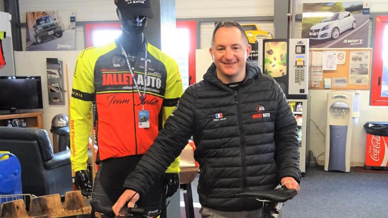 L'interview décalée: William Jallet, Team Cycliste Jallet Auto