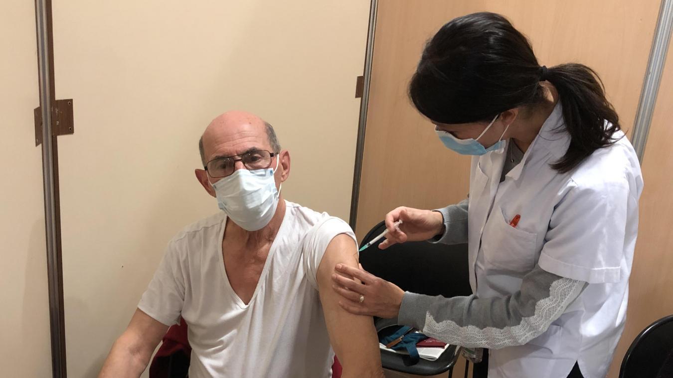 La campagne de vaccination va s'accélérer en Haute-Savoie avec l'ouverture d'un vaccinodrome à La Roche-sur-Foron.