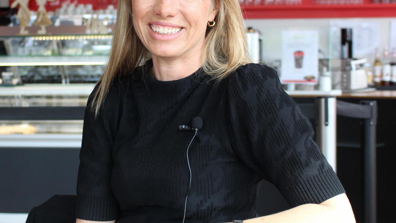 Arrivée en 2004 chez Nestlé, Fleur Helmig a participé au projet de développement de la Maison Cailler à Broc il y a 11 ans. Actuelle directrice, elle se dit « fière » du travail de ses équipes qui font sans cesse évoluer cet endroit.