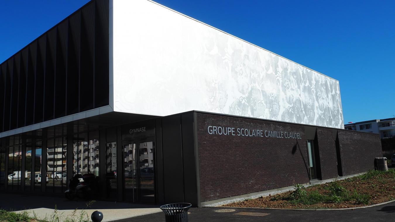 Le groupe scolaire Camille-Claudel symbolise les projets réalisés à Annemasse selon le maire, Christian Dupessey. Son opposant, Maxime Gaconnet, fustige, lui, un catalogue de projets qui ne voient pas le jour ou très lentement. Un débat sans fin?