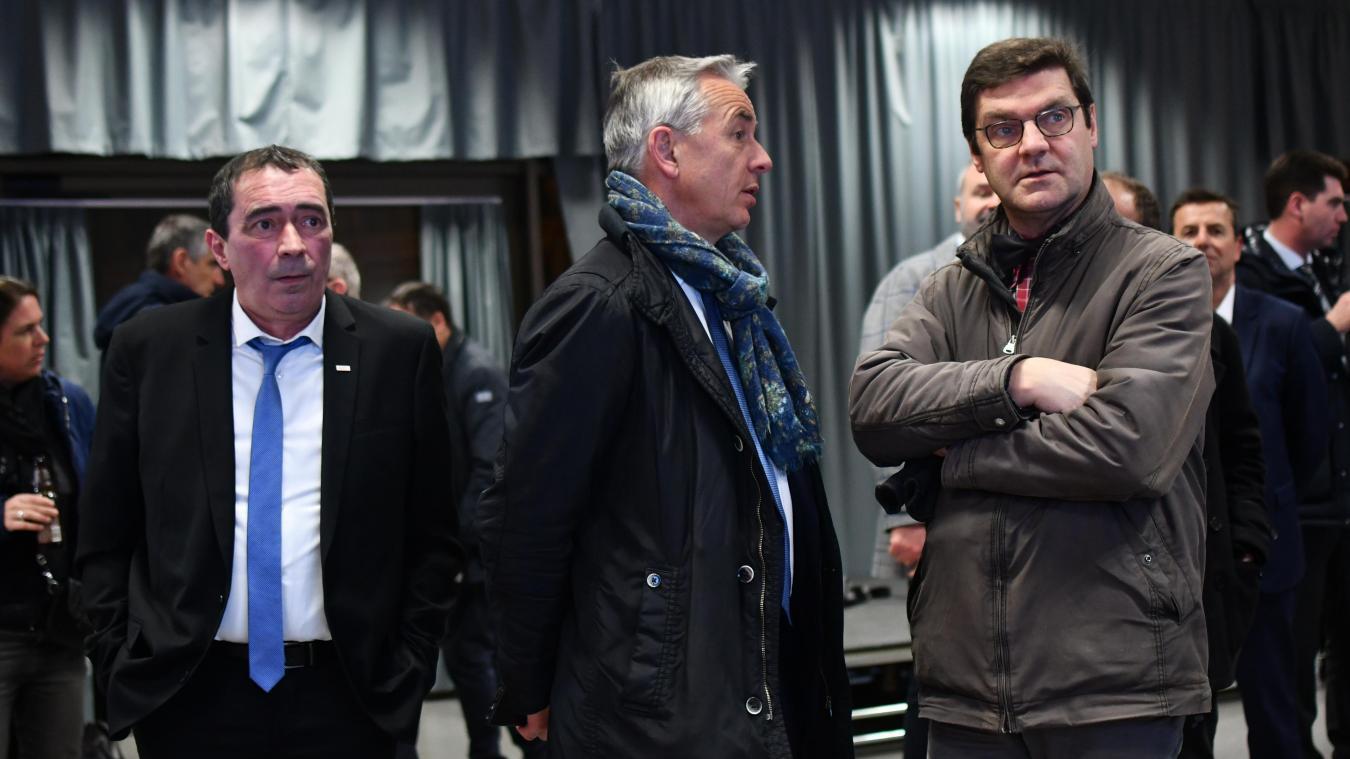 Avec une très faible avance au soir du 1er tour des élections municipales, le 15 mars 2020, Jean-Luc Rigaut et son équipe comprennent alors que la partie est loin d'être gagnée.