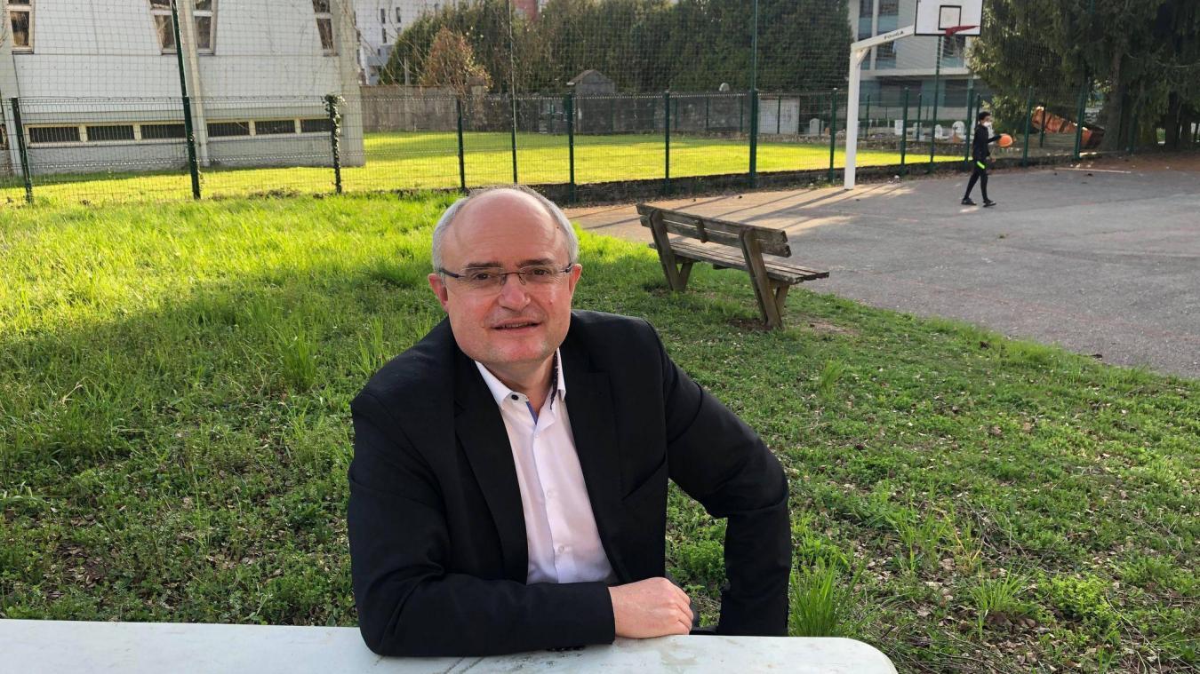 Stéphane Valli compte bien continuer à investir, tant à Bonneville qu'au niveau de la CCFG.