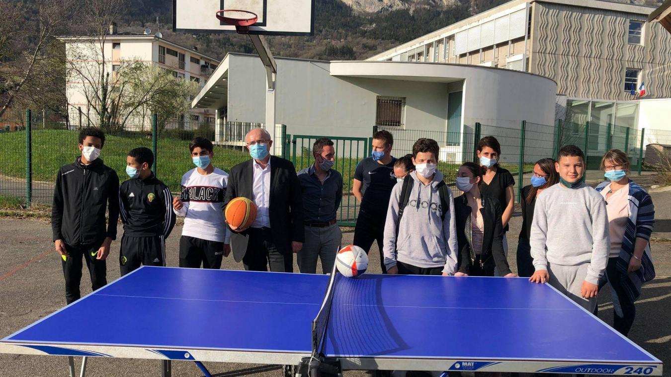 Au service jeunesse de la CCFG, les activités sportives tiennent le haut du pavé.