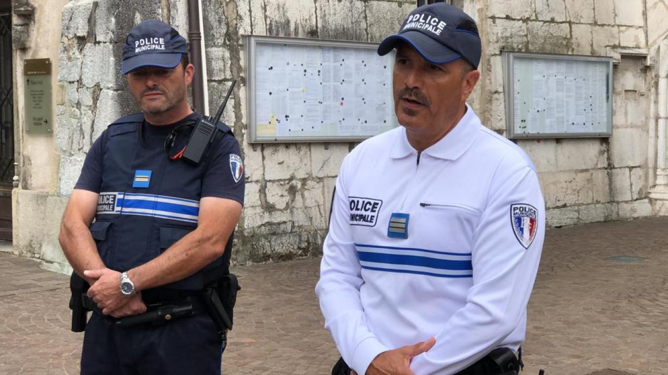 Le chef de la police municipale, Serge Bourély, aura bientôt des agents sous ses ordres la nuit.