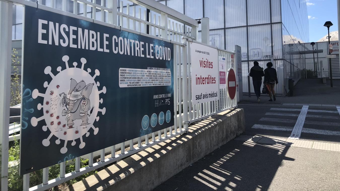 Covid : situation inquiétante dans les hôpitaux de Savoie face à la troisième vague