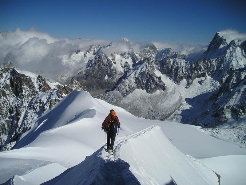 Chamonix-Mont-Blanc a tous les atouts qu'il faut pour plaire aux amateurs d'Instagram !