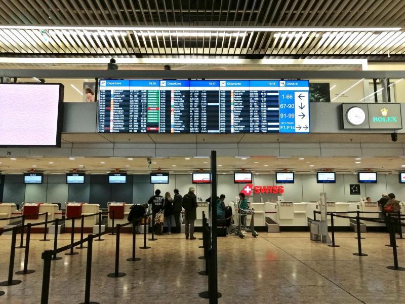 « Les 236.000 mouvements du trafic aérien prévus pour 2030 ? Une estimation et non une réalité, ce n'est pas notre objectif » a assuré le directeur de l'AIG.