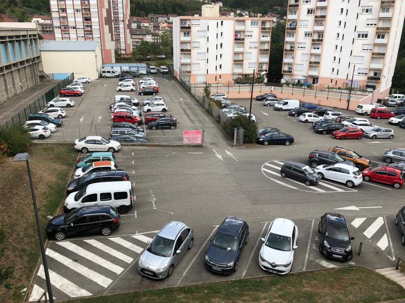 Le parking Marcel-Berthet va être rendu à la pratique sportive.
