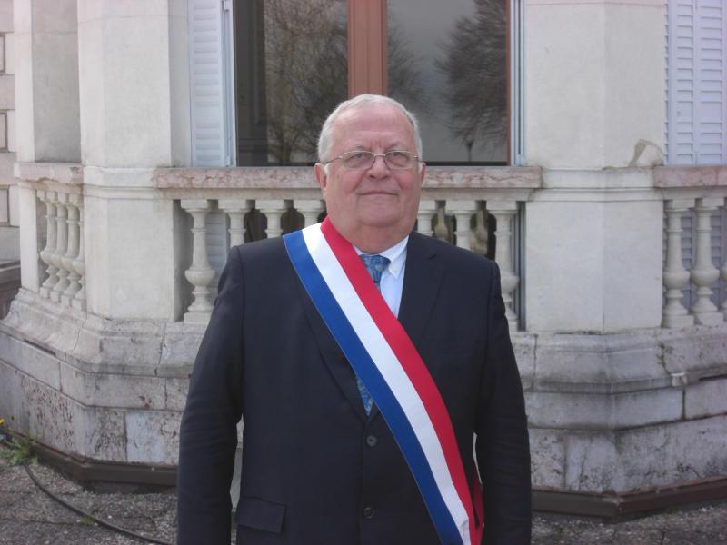 Marc Francina souhaitait qu'une portion de l'avenue de la Gare soit à son nom.