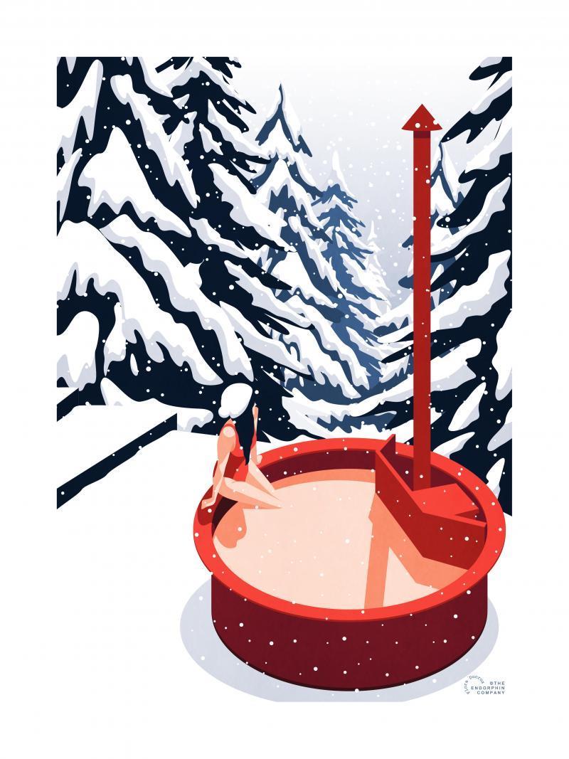 Le Hot Tub