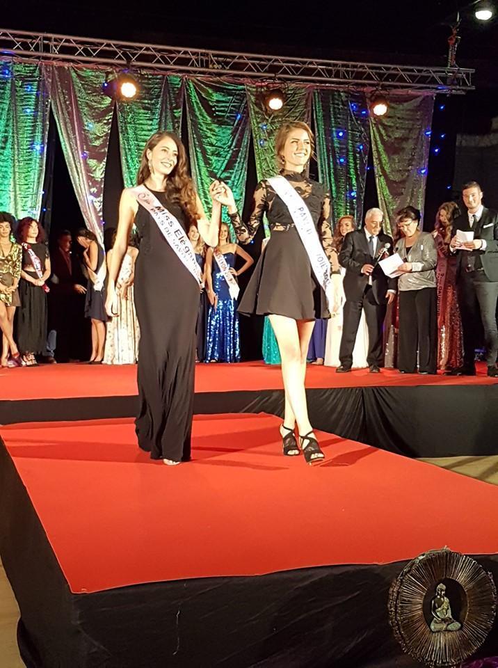 Marine Lapraye, Miss Elegance 2019. (photo Facebook / Comité Miss Pays de Savoie)