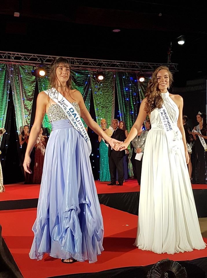 Mélissa Berthaud, première dauphine Miss Pays de Savoie. (photo Facebook / Comité Miss Pays de Savoie)