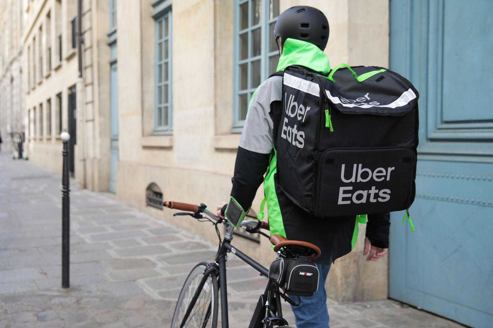 Uber Eats débarque dans le Chablais