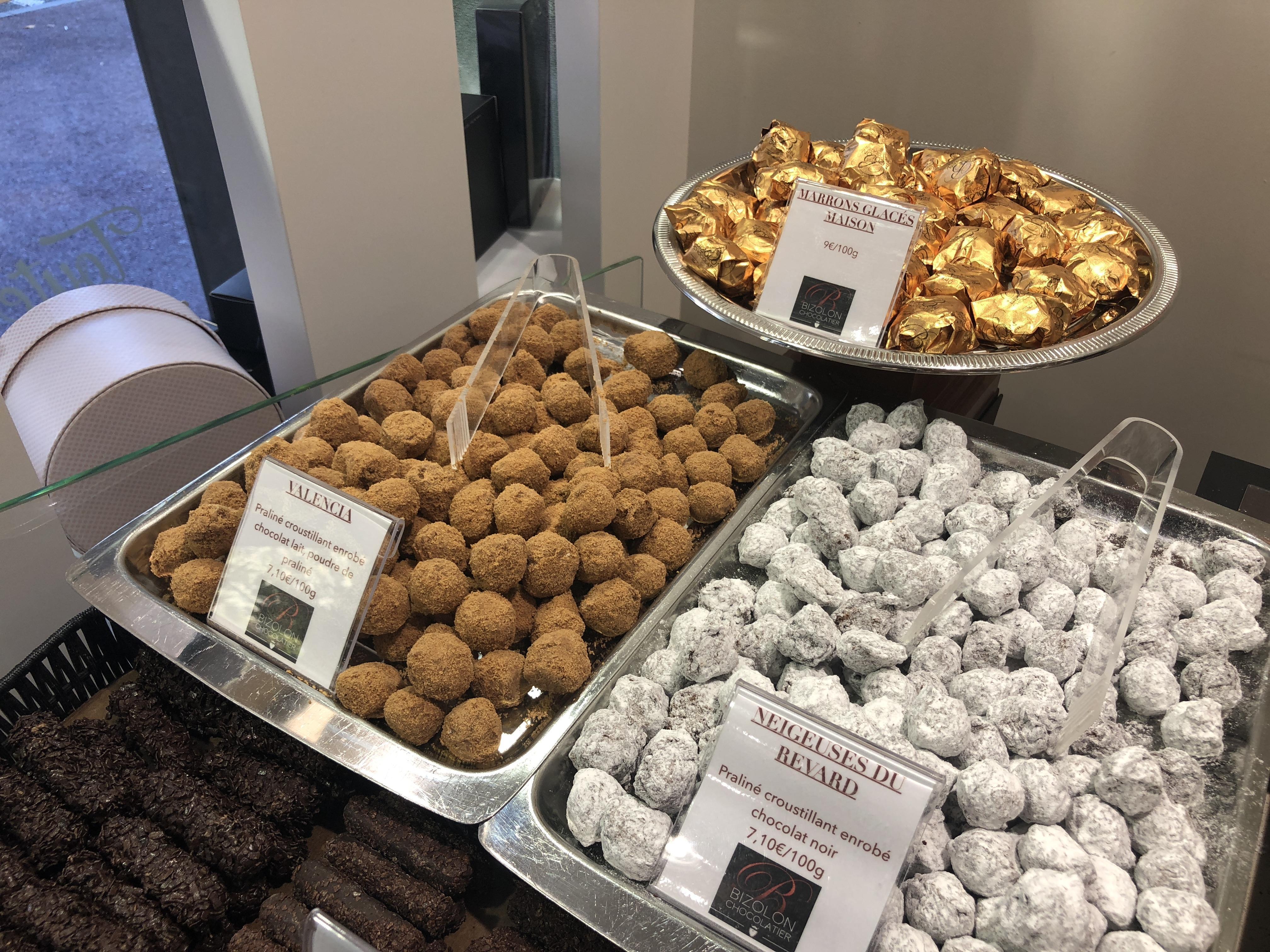(PHOTOS) Aix-les-Bains: chez les Bizolon, le chocolat est une histoire de famille